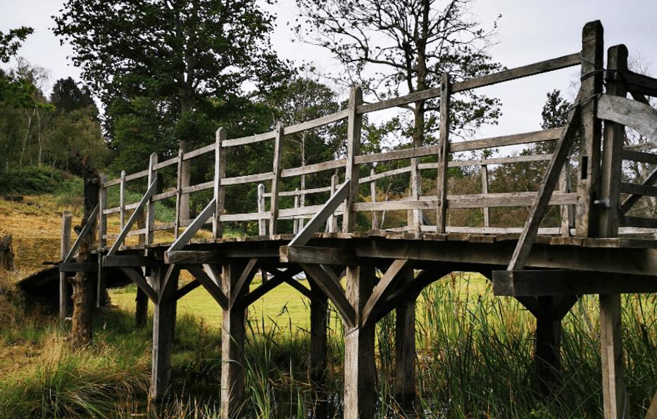 Пустячный мост Винни-Пуха продали за 0 тысяч