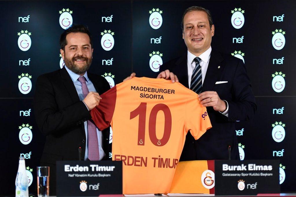 Международная девелоперская компания Nef выкупила права на спортивный стадион в Стамбуле за 100 000 000$
