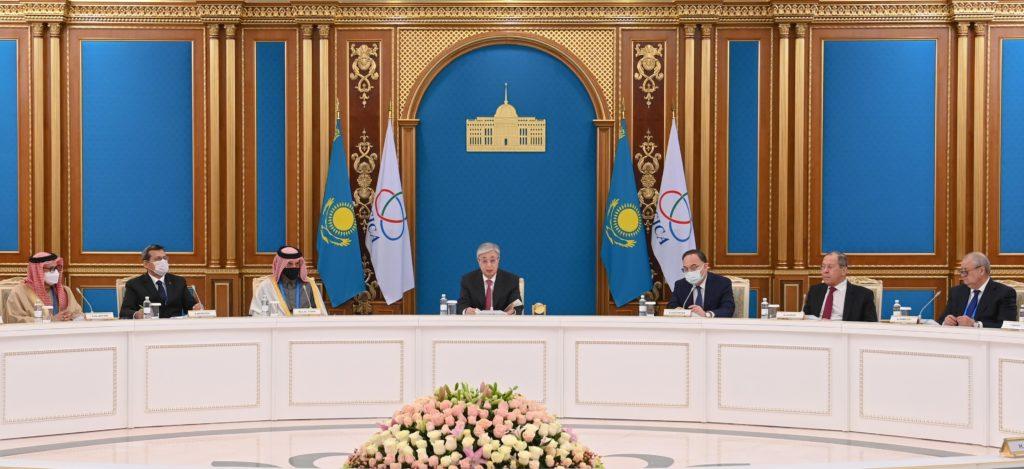 Токаев выдвинул кандидатуру Назарбаева еще на одну должность