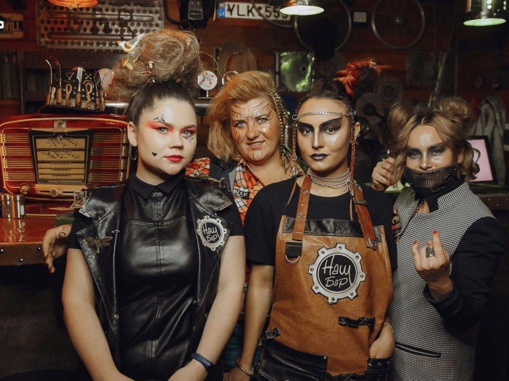 """Каково это – быть хозяйкой рок-бара в казахстанском """"Техасе"""""""
