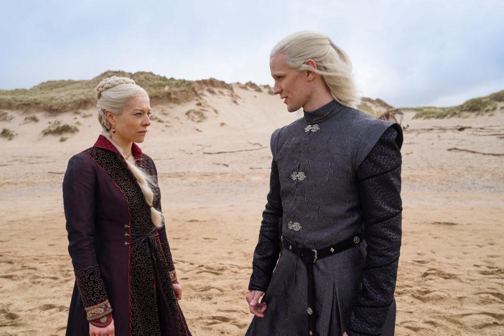 HBO Max представил первый трейлер приквела «Игры престолов»
