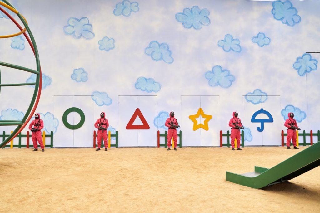 Учителя считают сериал «Игра в Кальмара» опасным для детей.