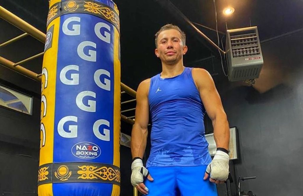 Геннадий Головкин вошел в рейтинг величайших боксеров XXI века
