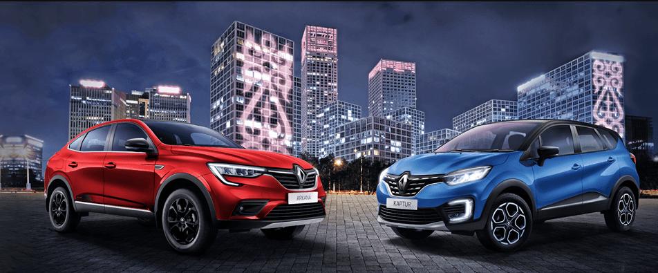 Новые модели Renault, с которыми мы познакомимся на Esquire Picnic 2021