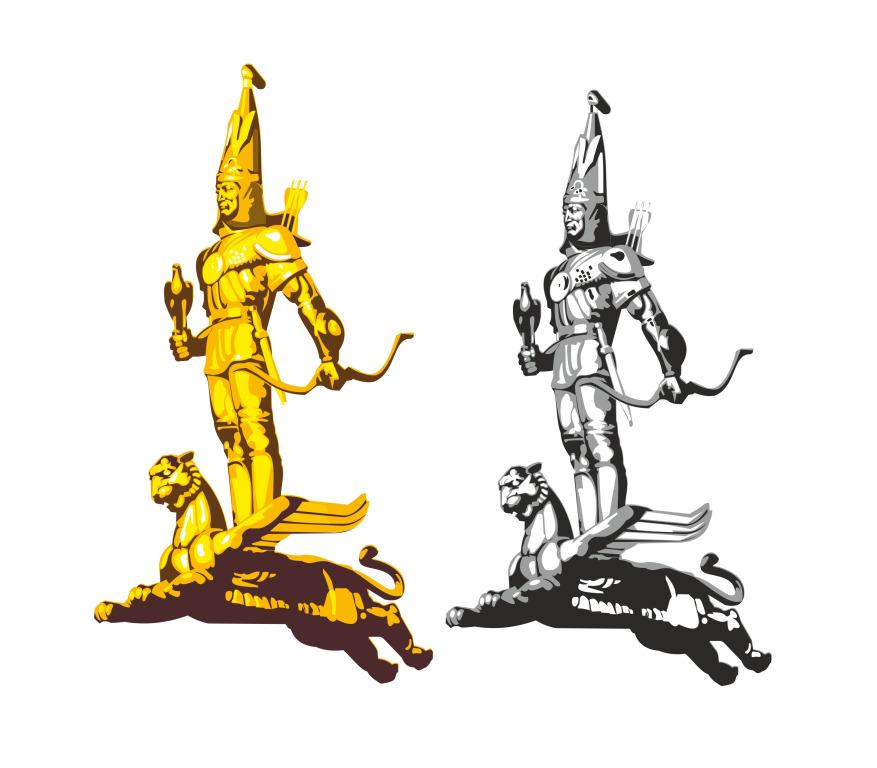 Загадки Золотого человека 1