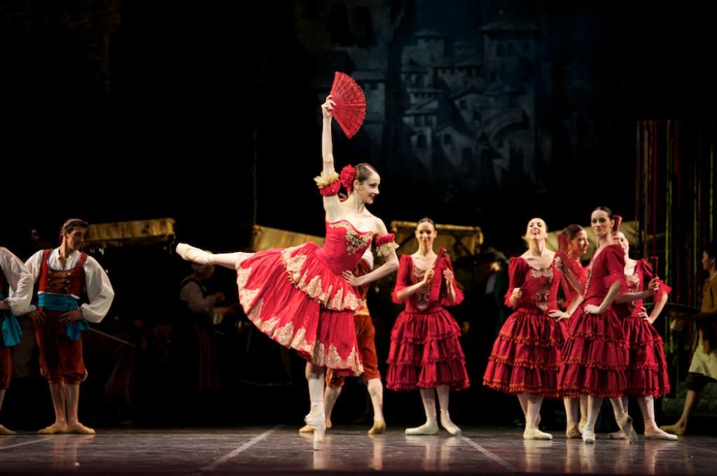 «Fiesta Española» в театре «Астана Опера» 3