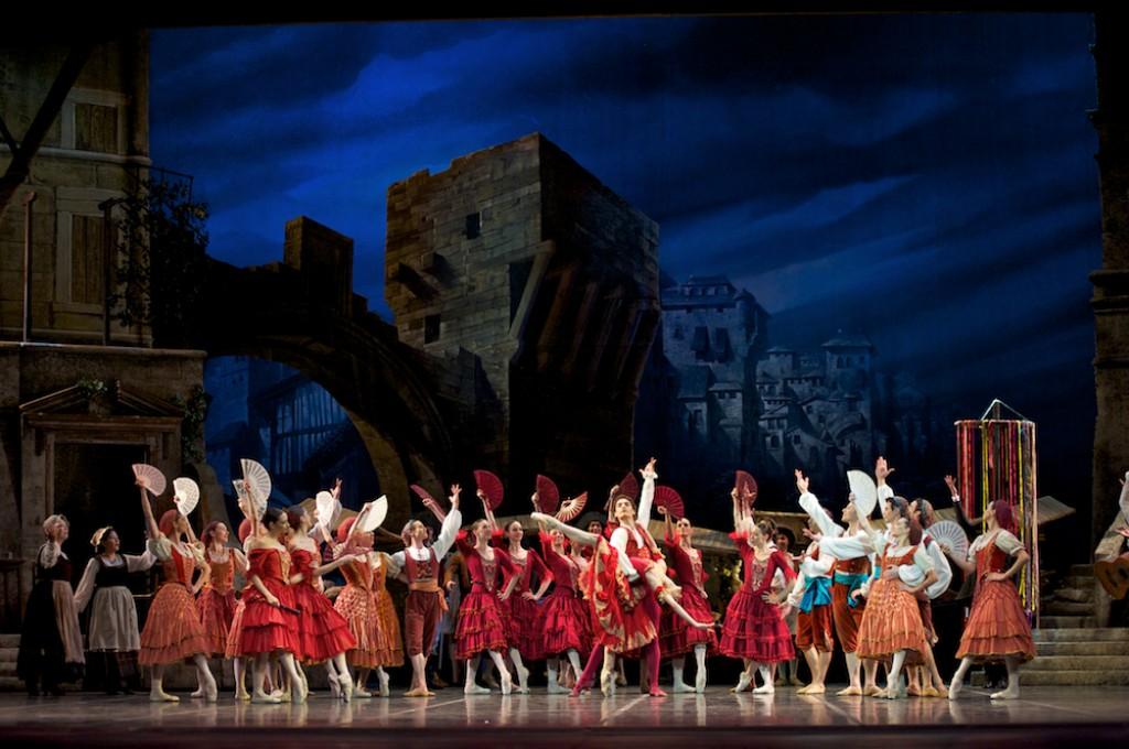 «Fiesta Española» в театре «Астана Опера» 2