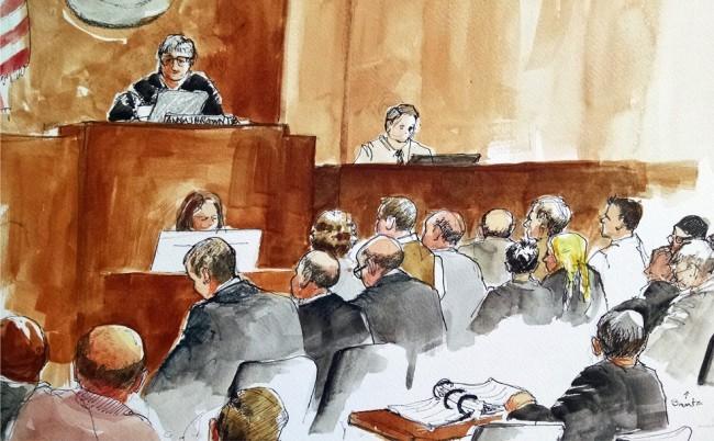 Как проходил суд над Аблязовым